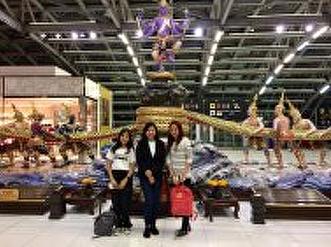 นักศึกษาเข้าร่วมการประชุมระดับนานาชาติ และสร้างความสัมพันธ์ระหว่างไทย-อินโดนีเซีย